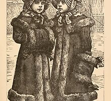 Five Mice in a Mouse Trap Laura Elisabeth Howe Richards and Kate Greenaway 1881 0025 Fluff and Puff by wetdryvac