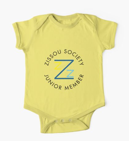Zissou Society Junior Member One Piece - Short Sleeve