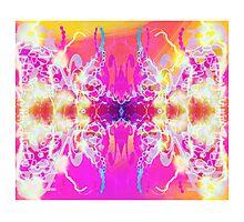 THE SPIRIT MOLECULE Photographic Print