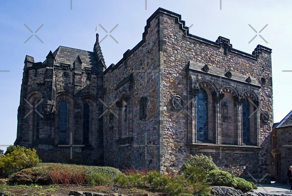 Scottish National War Memorial by Tom Gomez