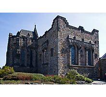 Scottish National War Memorial Photographic Print