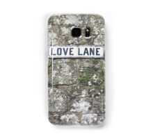 Love Lane Samsung Galaxy Case/Skin