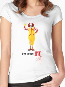 Pennywise lovin' IT Women's Fitted Scoop T-Shirt