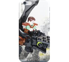 """Lego """"How to train your dragon"""" - Hiccup & Toothless iPhone Case/Skin"""