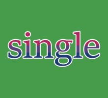 Single - bisexual One Piece - Short Sleeve