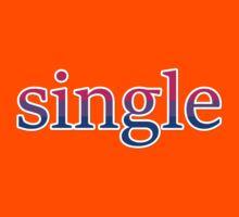 Single - bisexual Kids Tee