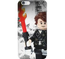 """Lego """"How to train your Dragon"""" - Hiccup iPhone Case/Skin"""