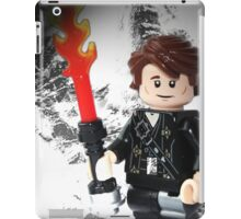 """Lego """"How to train your Dragon"""" - Hiccup iPad Case/Skin"""