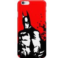 The Dark Knight - Batman  iPhone Case/Skin