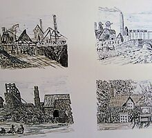 Industrial Heritage by GEORGE SANDERSON