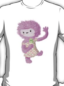 Summer Furry Lady T-Shirt