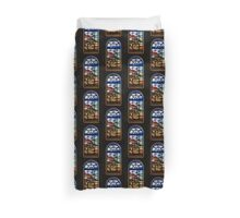 Another Tale of Windows and Magical Landscapes Duvet Cover