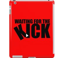 Inception - Waiting for the kick -  iPad Case/Skin