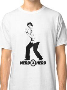 Chuck Bartowski - Buy More - NERD HERD Classic T-Shirt