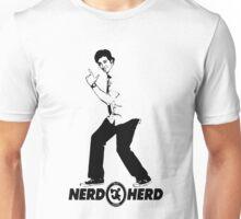 Chuck Bartowski - Buy More - NERD HERD Unisex T-Shirt