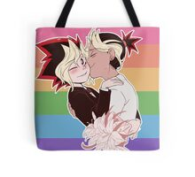 Puzzleshipping lovewins Yu-Gi-Oh! Tote Bag