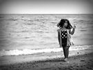 the wind in her hair by Angel Warda