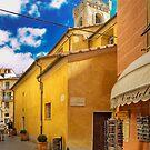 Lerici - San Rocco Church by paolo1955