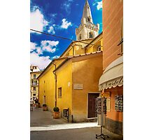 Lerici - San Rocco Church Photographic Print