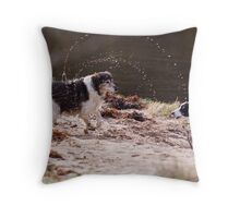 Shake It All About Throw Pillow