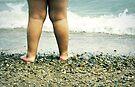 beach legs by Angel Warda