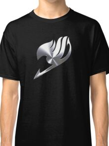 Metal Fairy Tail Guild Symbol Classic T-Shirt