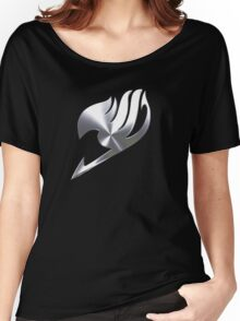 Metal Fairy Tail Guild Symbol Women's Relaxed Fit T-Shirt