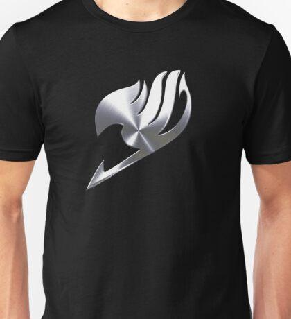 Metal Fairy Tail Guild Symbol Unisex T-Shirt
