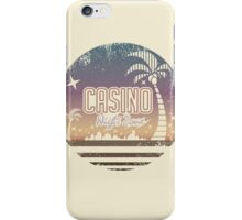 Sonic 2 - Casino Night Zone (Distressed) iPhone Case/Skin