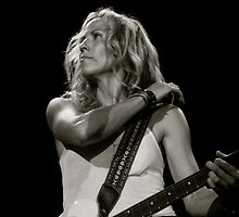 Sheryl Crow in Paris by Luci Cadman