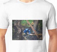Blue Poison Dart Frog  Unisex T-Shirt