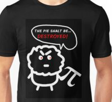 Muffins Who Don't Like Pi  Unisex T-Shirt
