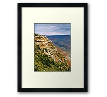 The Grand Canyon Series  - 1  How Great Thou Art! Framed Print