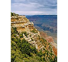 The Grand Canyon Series  - 1  How Great Thou Art! Photographic Print