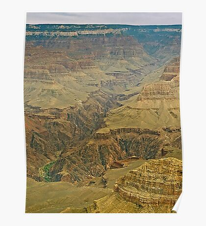 The Grand Canyon Series  - 2 Down in the Valley Poster