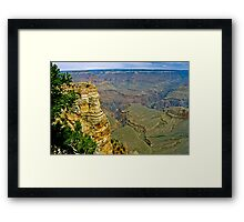 The Grand Canyon Series  - 3 It Keeps Going Framed Print
