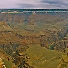 The Grand Canyon Series  - 4 Panorama by Paul Gitto