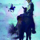 Blue Riders by Seth  Weaver
