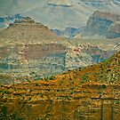 The Grand Canyon Series  - 7 Lil' House on the Canyon by Paul Gitto