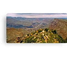 The Grand Canyon Series  - 10 Colorado River Canvas Print
