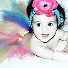 rainbow tutu by Angel Warda
