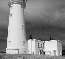 Flamborough Lighthouse No 2 by StephenRB