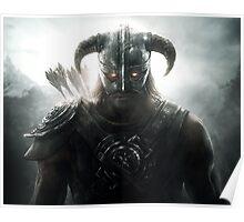 TES - Skyrim Dawnguard Poster