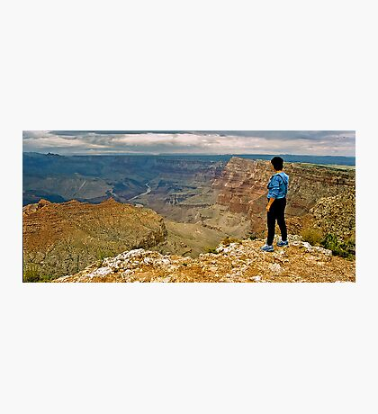 The Grand Canyon Series  - Anne's Canyon Photographic Print