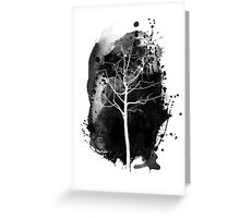Dead Weight Greeting Card