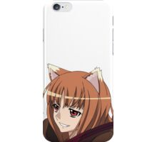 Spice and Wolf - Holo iPhone Case/Skin