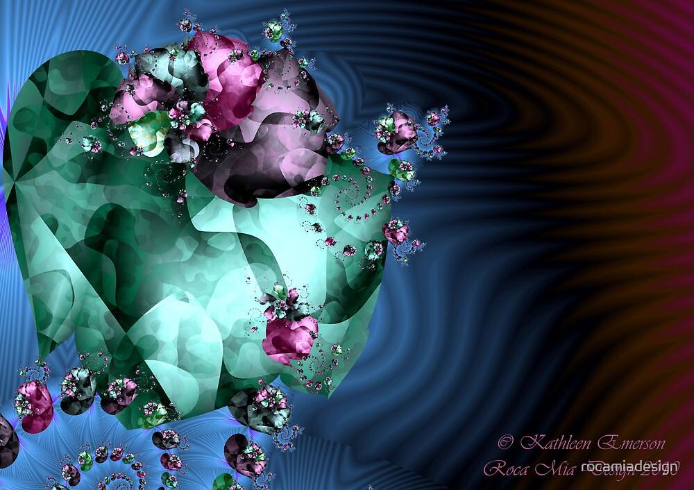 Heart Garden by rocamiadesign
