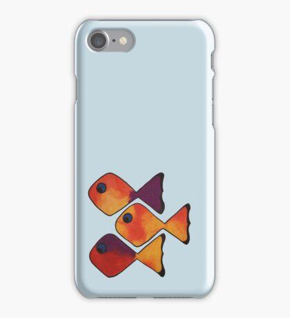 Citrus Fish  iPhone Case/Skin