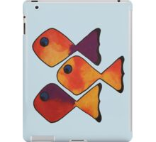 Citrus Fish  iPad Case/Skin
