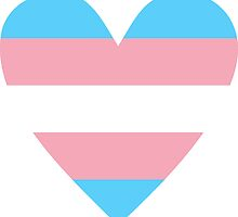 Transgender heart by Margotte